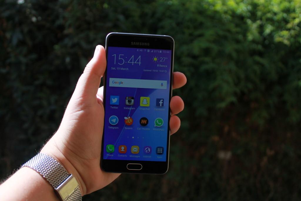 Opiniones de Samsung Galaxy A5 2016 13