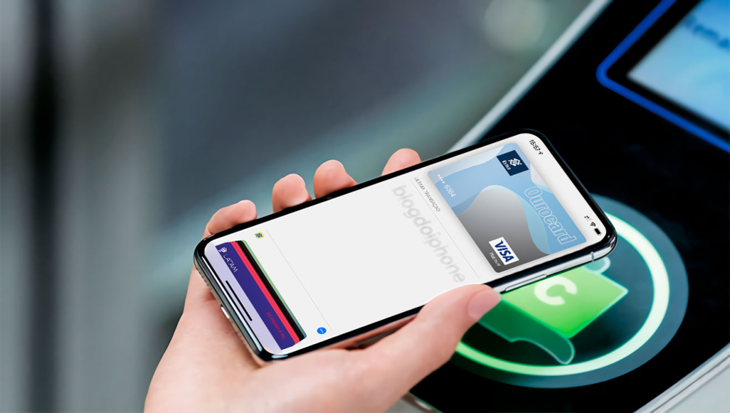 Apple Pay        MetrôRio-da