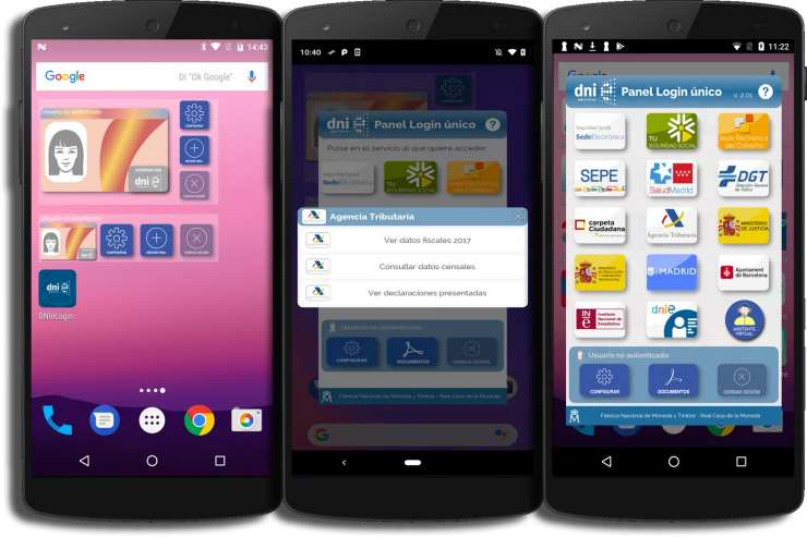 Your Android smartphone as an electronic ID reader 4