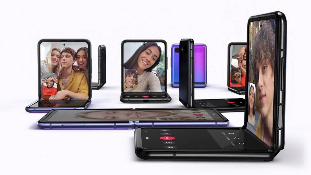 Samsung ilmoitti myös Galaxy Z Käännä, uusi pystysuora taitosi 1