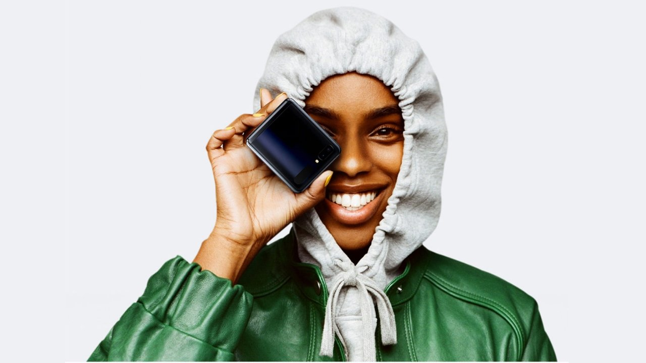 Samsung $ 1.380 Galaxy Z Flip Kembali Stok 1