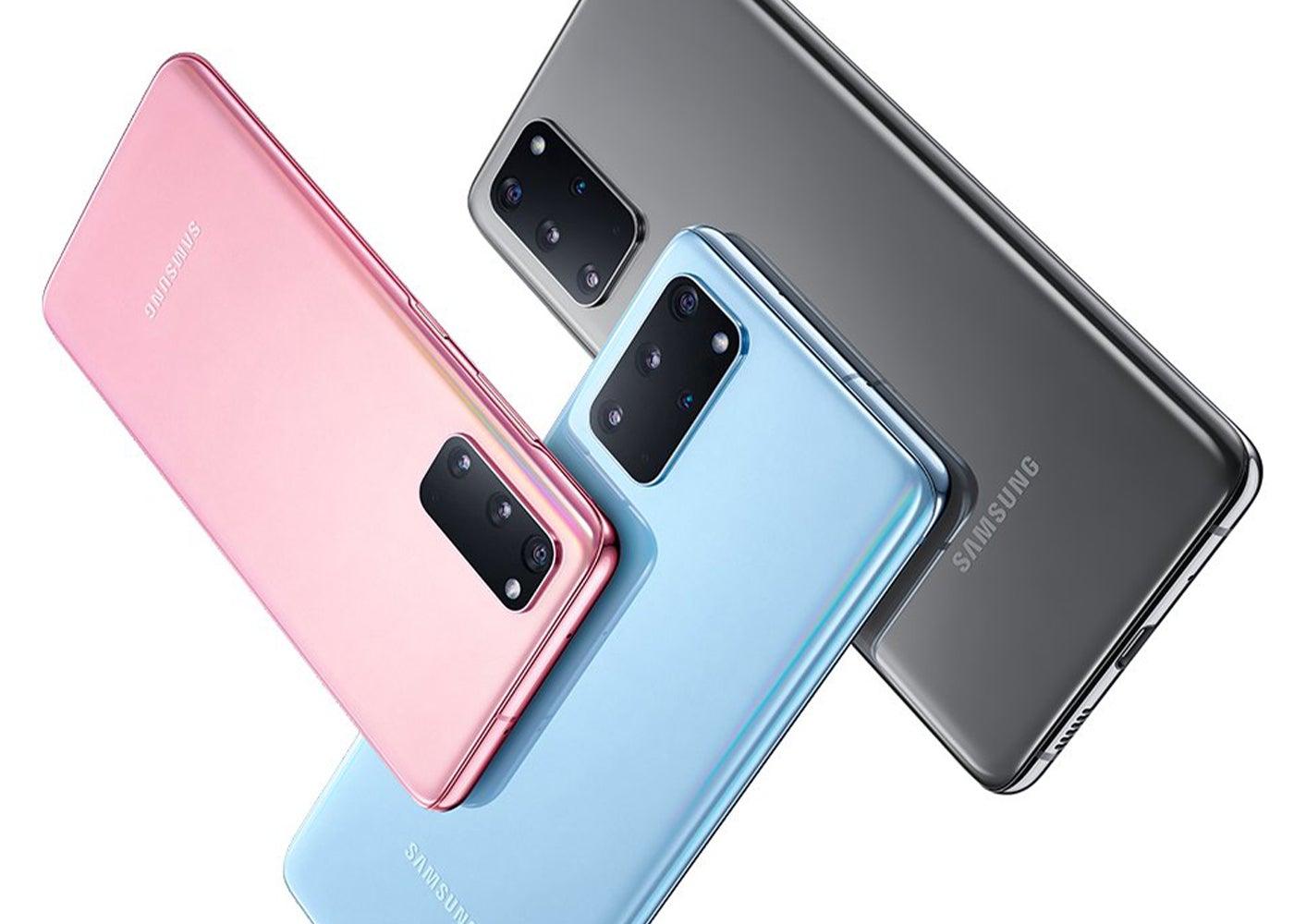 Samsung Galaxy S20 Y S20