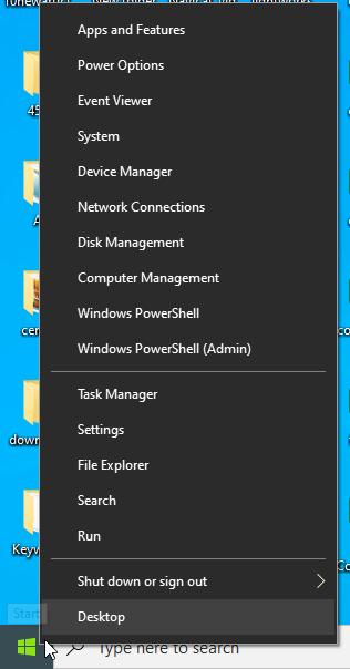 Qaçmaq Windows İdarəçi olaraq 10 səlahiyyət