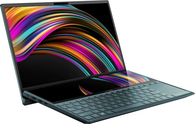 ASUS ZenBook Duo UX481 Cüt ekranlı noutbuk təqdim edir 2