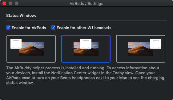 Quickly check the status of developer and consumer services for Apple with StatusBuddy 4