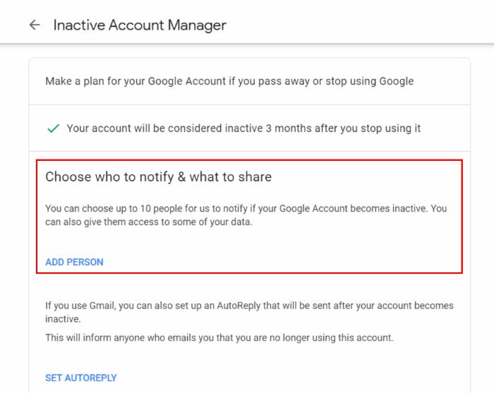 Google hesabınızı necə avtomatik silmək olar 2