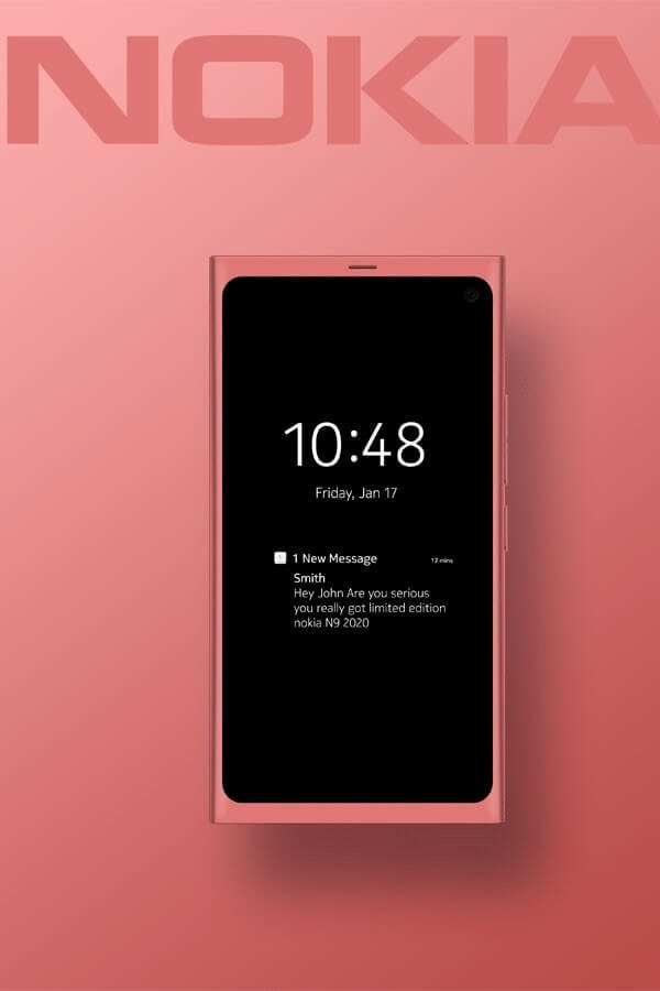 Nokia is preparing for the updated N9 2020 1