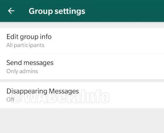 Tin nhắn WhatsApp