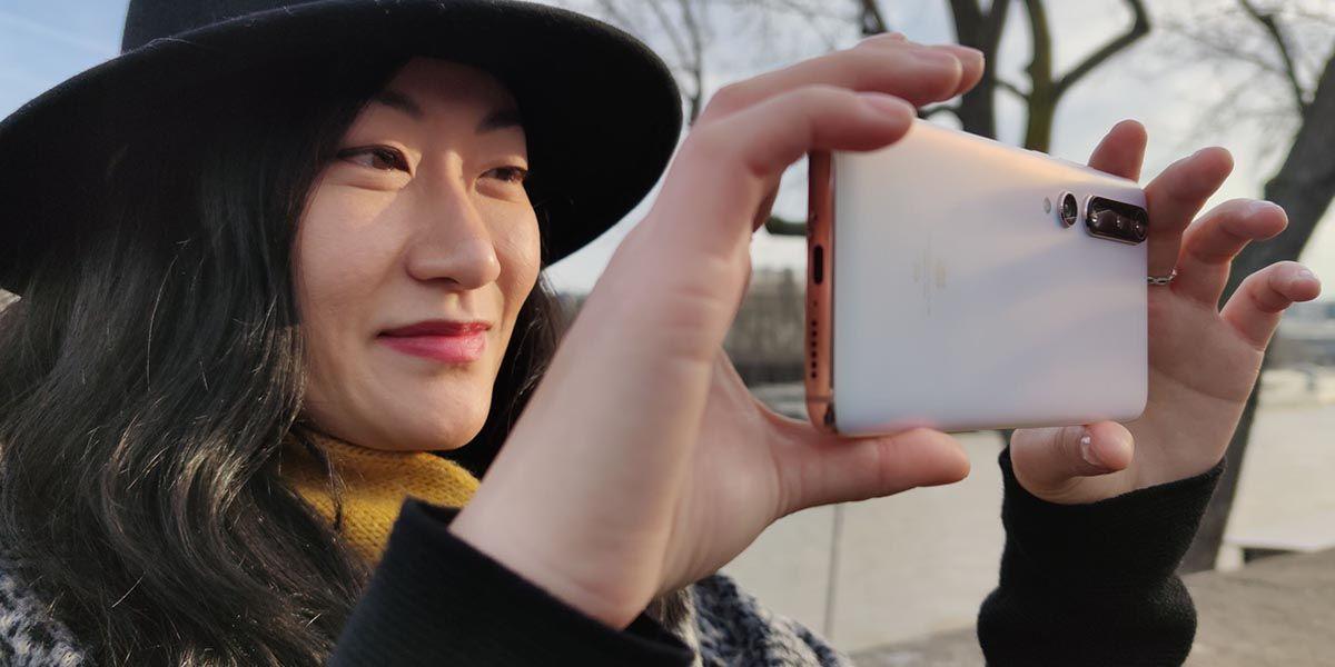 Користејќи Xiaomi Mi 10