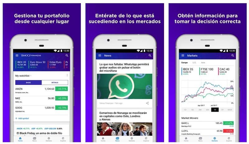 Yahoo Maliyyə
