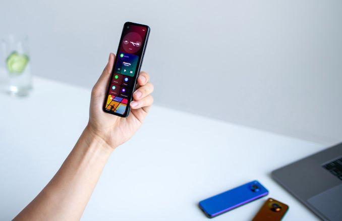 Əsas şirkət smartphones Andy Rubin bağlamaq üçün 2