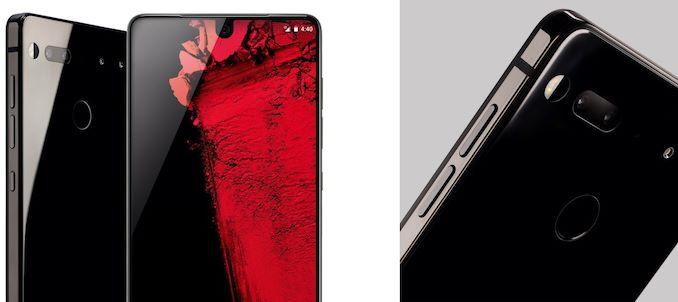 Əsas şirkət smartphones Andy Rubin bağlamaq üçün 1