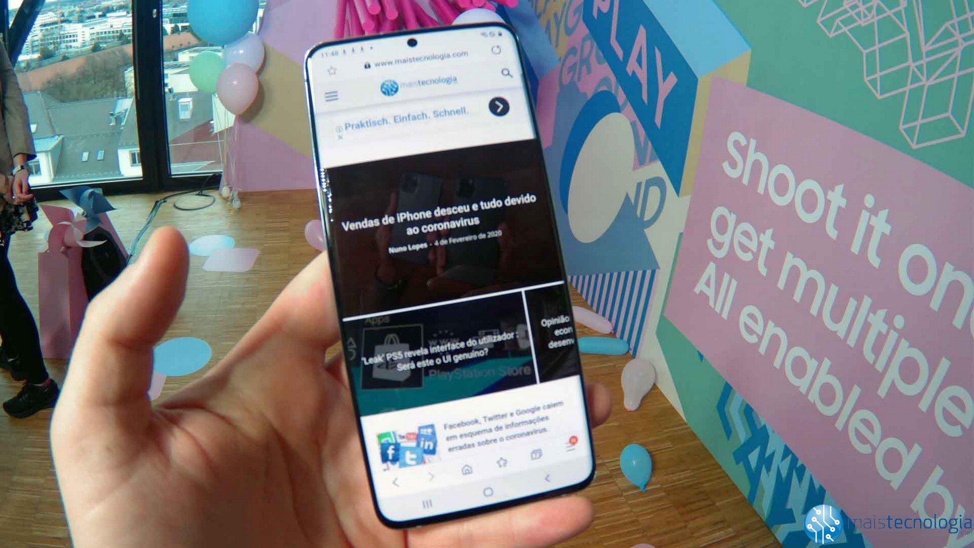 Samsung Galaxy S20 on virallinen ja versioita on kolme: S20, S20 Plus ja S20 Ultra 4