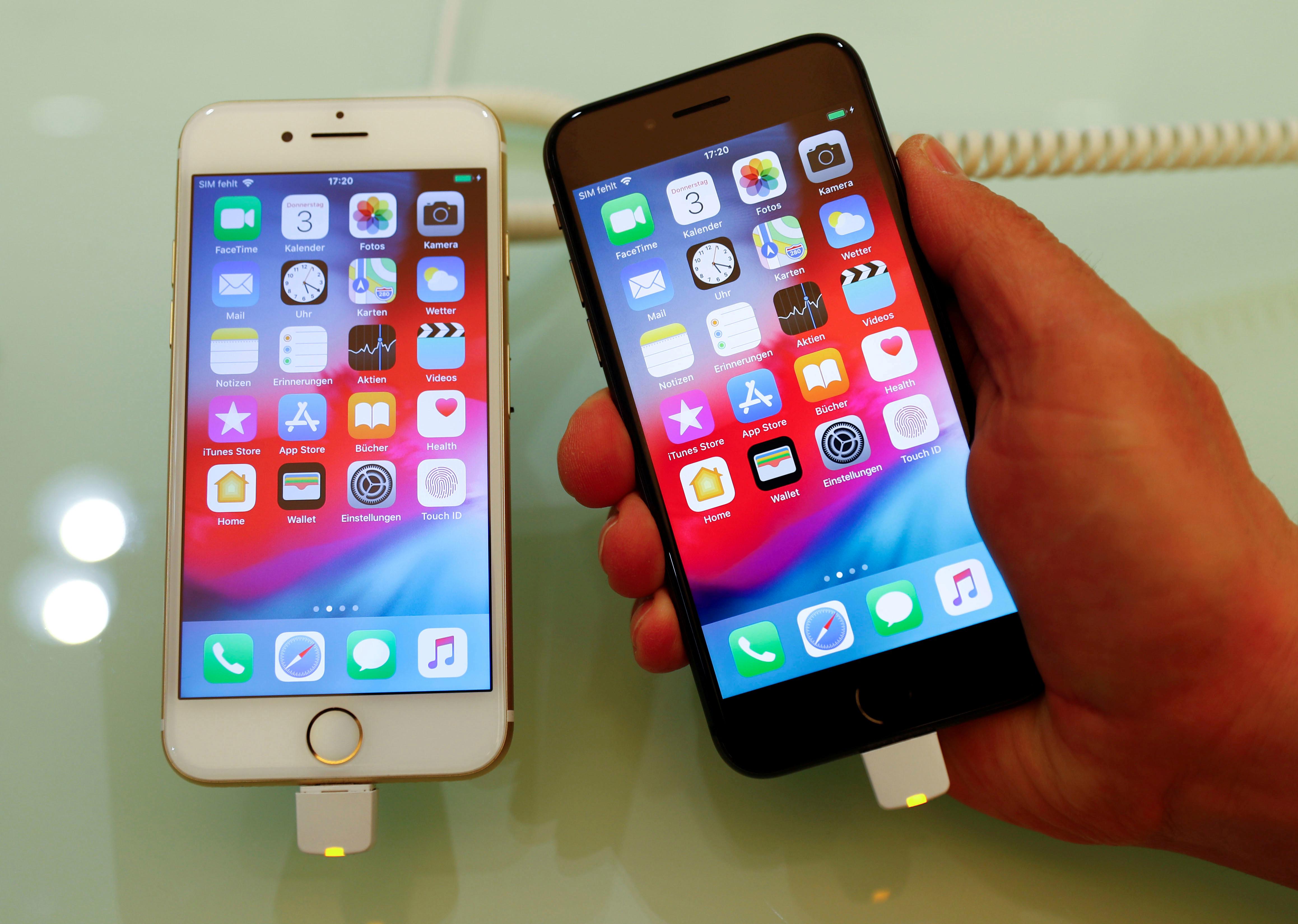 iPhone 9 voi näyttää hyvin samanlaiselta kuin iPhone 8 vuonna 2017