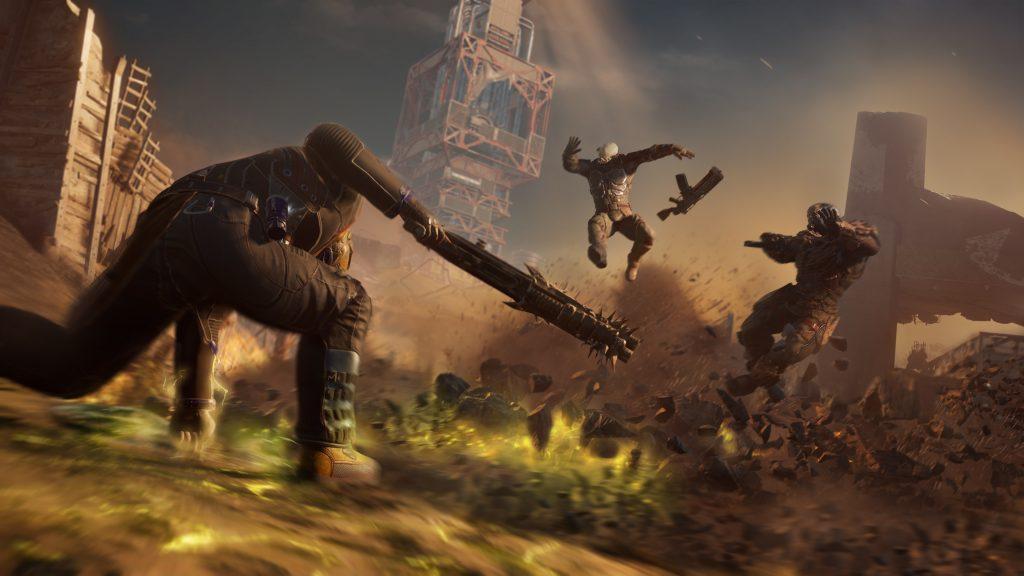 Outriders | Hybrid RPG Shooter que puede ser la próxima gran cosa 3