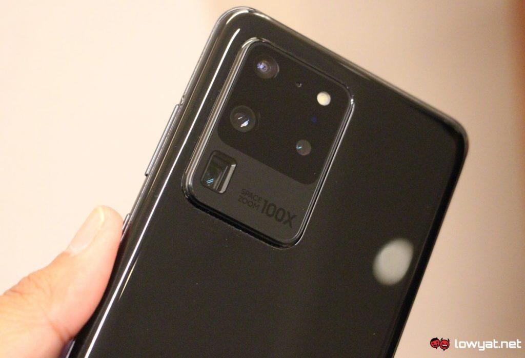 Samsung Galaxy S20 Ultra tukee Malesiassa vain aliverkkoja6 5G 4