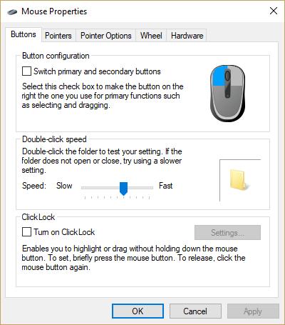 Cómo cambiar la velocidad de tu mouse en 2