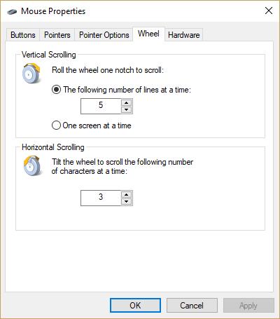 Cómo cambiar la velocidad de tu mouse en 5