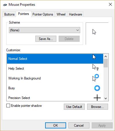 Cómo cambiar la velocidad de tu mouse en 3