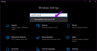 Perbaiki Pusat Aksi Tidak Terlihat Ditampilkan di Taskbar Windows 10 1