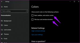 Perbaiki Pusat Aksi Tidak Terlihat Ditampilkan di Taskbar Windows 10 5