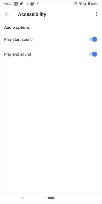 Google home 16 random mini beep