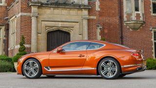 Bentley Continental GT: sang trọng, tiện nghi, điều kiện, yên tĩnh 6