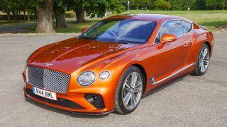 Bentley Continental GT: sang trọng, tiện nghi, điều kiện, yên tĩnh 3