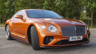 Bentley Continental GT: sang trọng, tiện nghi, điều kiện, yên tĩnh 2