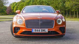 Bentley Continental GT: sang trọng, tiện nghi, điều kiện, yên tĩnh 1