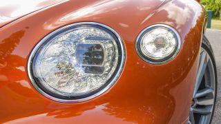 Bentley Continental GT: sang trọng, tiện nghi, nhà nước, yên tĩnh 11