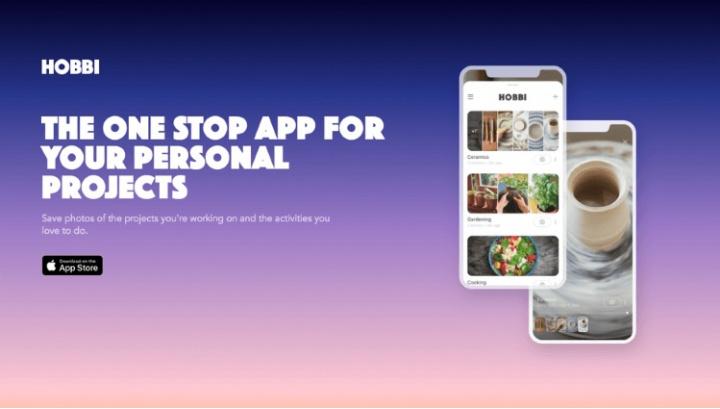 Hobbi: yeni tətbiq Facebook kimi Pinterest 3