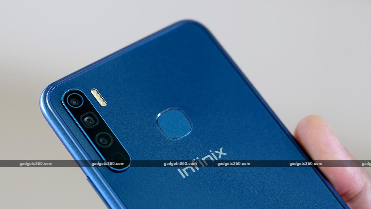 Infinix S5 Lite, triple camera Review Infinix S5 Lite