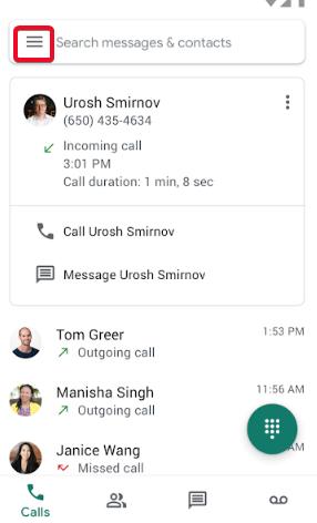 Cómo agregar crédito a una cuenta de Google Voice 4