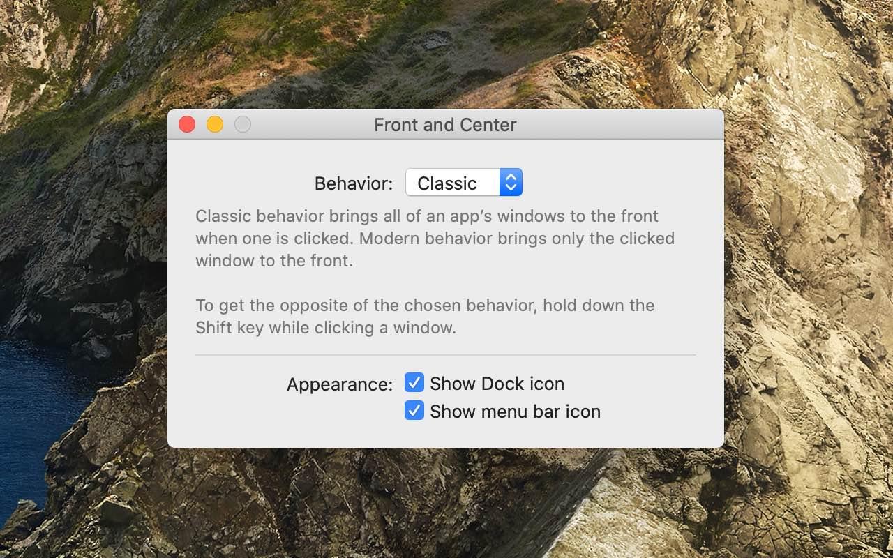 SwitchGlass - это специальный переключатель приложений для вашего Mac со множеством параметров настройки 5
