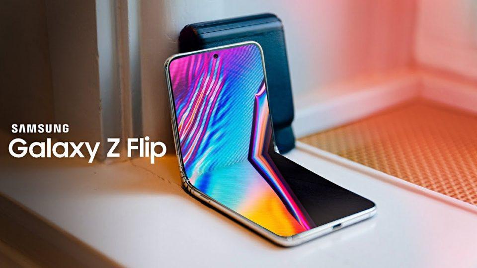 Es Samsung Galaxy ¿Z Flip admite carga inalámbrica? 1