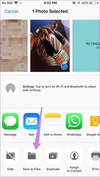 Lihat Ukuran File Foto Di Iphone Ipad Ios 2