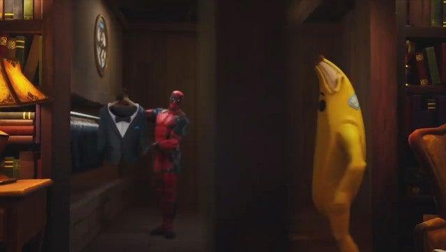 Tiedämme kaikki kauden uutiset. 2 Fortnite    luku 2 johon sisältyy supersankarin Deadpool
