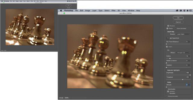 """Lens blur tool """"width ="""" 640 """"height ="""" 333"""