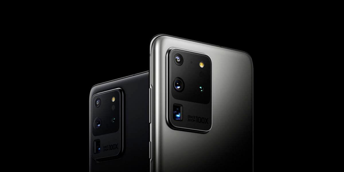 5 kamera galaxy S20 ultra