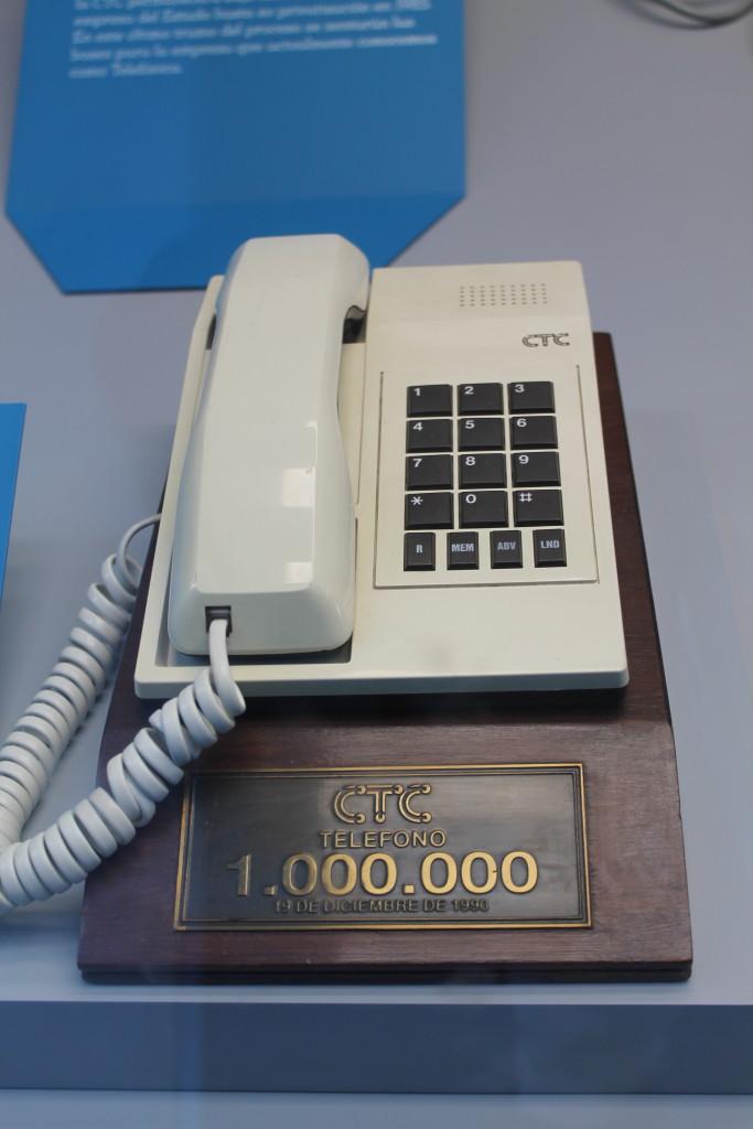 Katso puhelinhistoria Chilessä (katsaus) 12