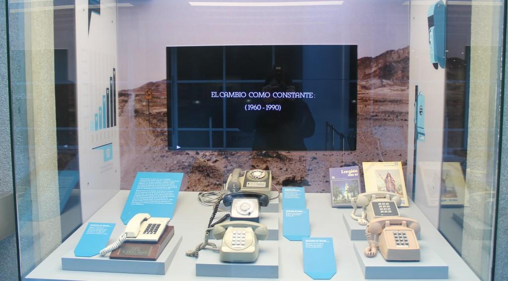 Katso puhelinhistoria Chilessä (katsaus) 11