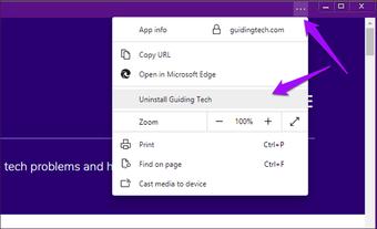 Microsoft Edge Chromium Install Uninstall PW As 6