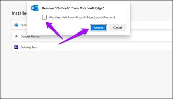 Microsoft Edge Chromium Install Uninstall PW As 9