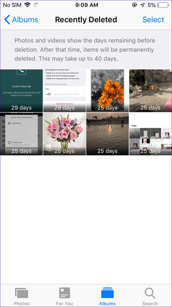 Fotoları Google Fotoşəkillərindən silin, ancaq Icloud-dan yox 7