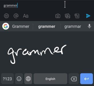 La última versión beta de Gboard reduce la latencia del teclado, extiende la compatibilidad con la escritura a mano (Actualización: descarga de APK) 2