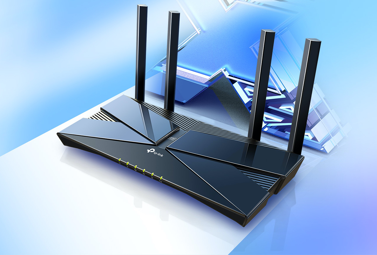 router wi-fi 6 tp-link pemanah ax50 2