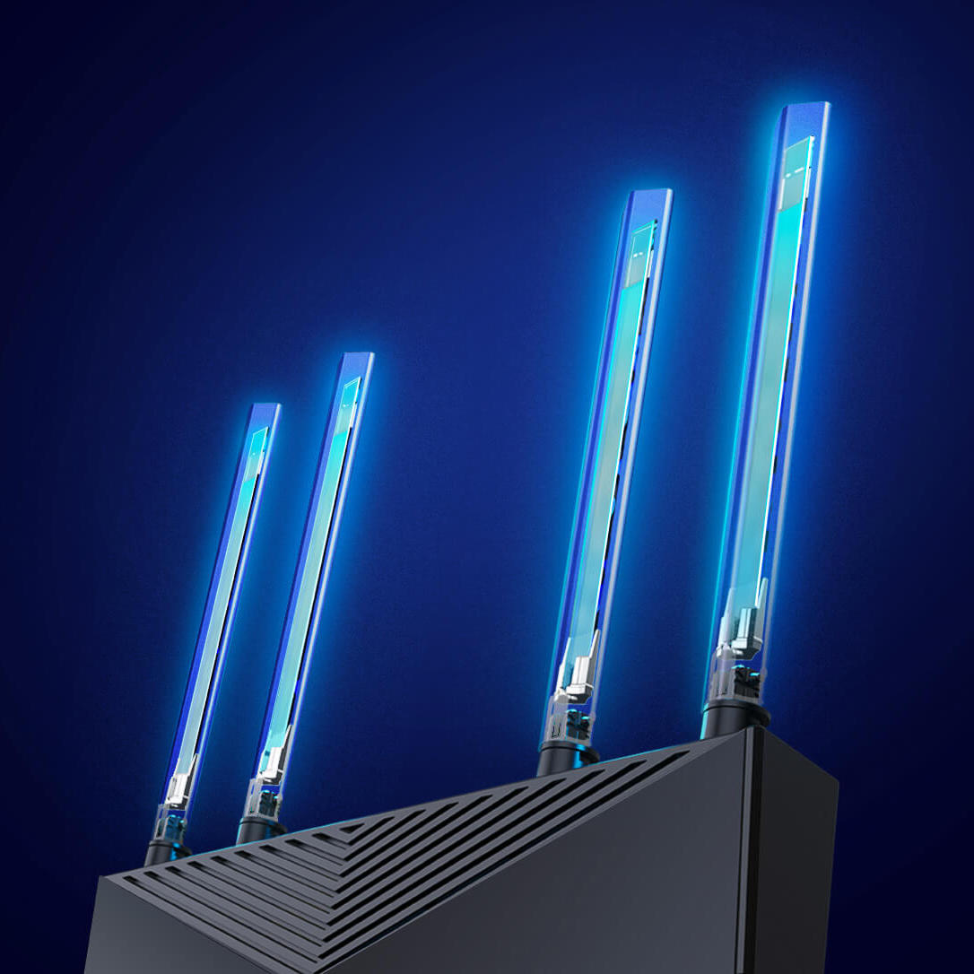 router wi-fi 6 tp-link pemanah 1