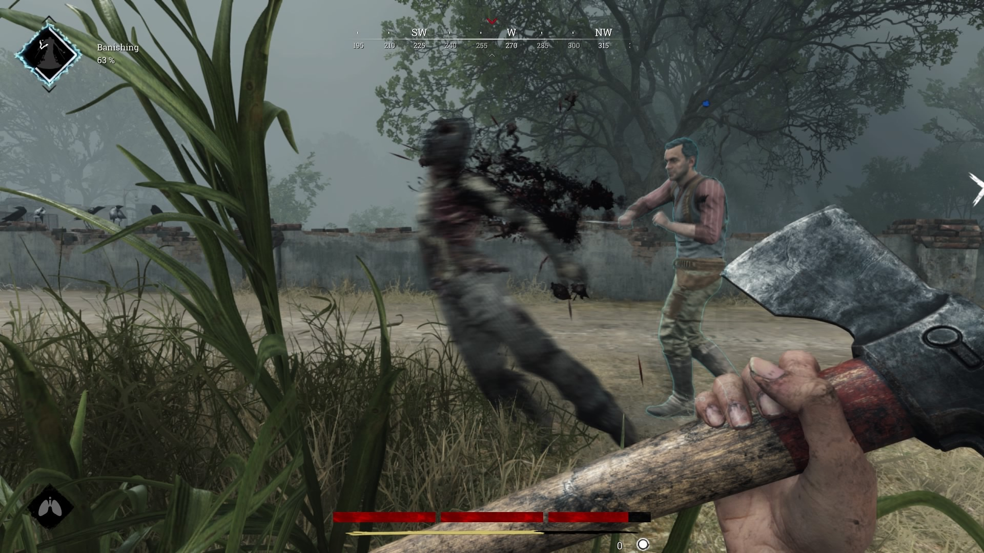 Llevamos varios días jugando a Hunt: Showdown en PS4. Es sorprendente que el juego haya pasado por mi nariz porque es único. 3