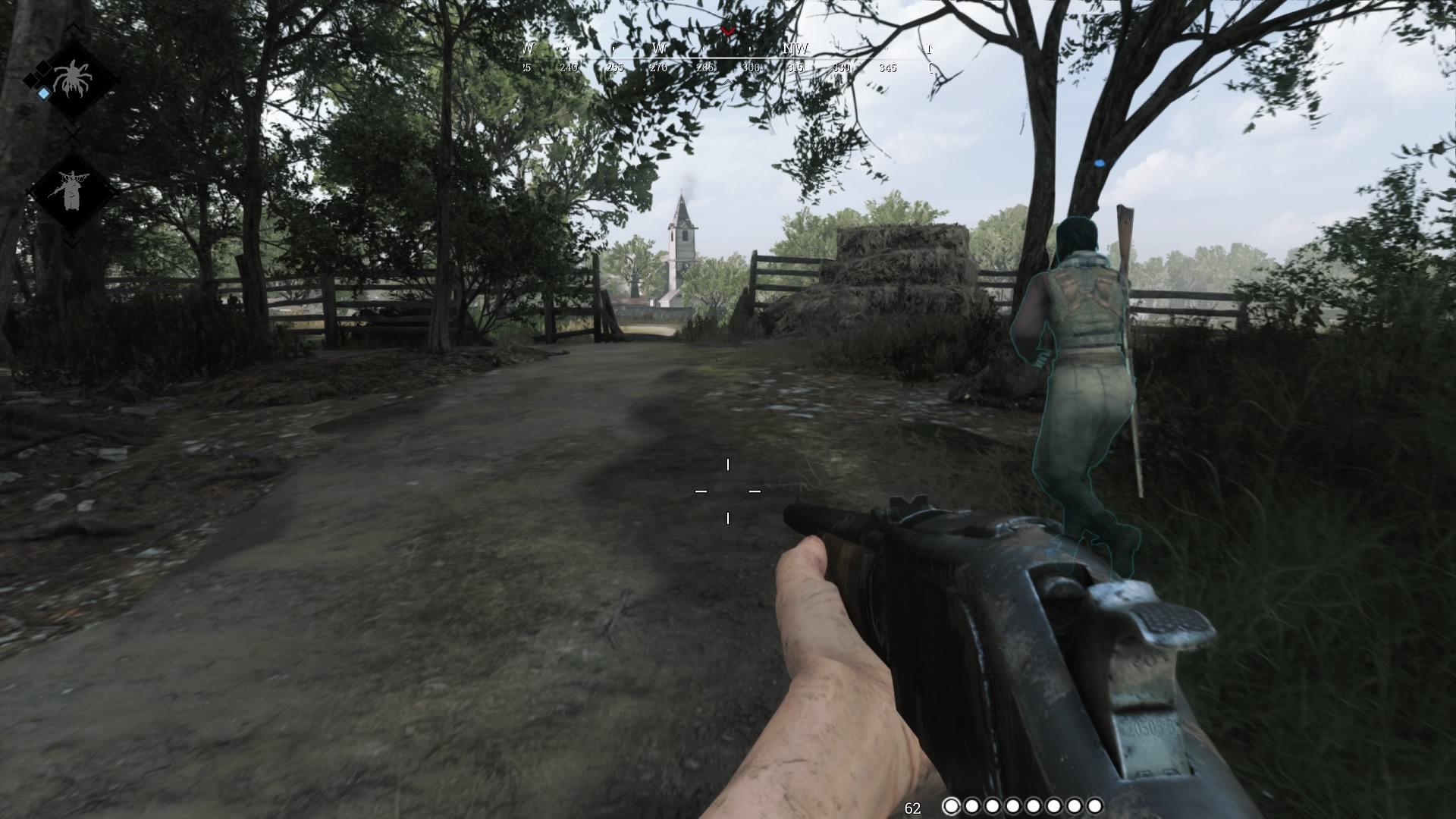 Llevamos varios días jugando a Hunt: Showdown en PS4. Es sorprendente que el juego haya pasado por mi nariz porque es único. 1